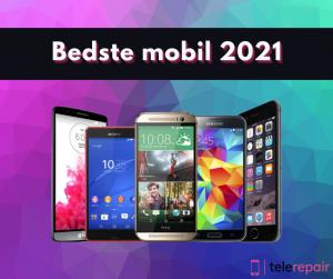 bedste mobil 2021