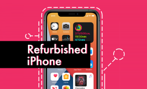 Refurbished iphone
