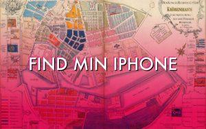 find min iphone